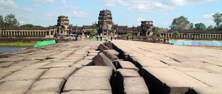 da1855f31e90 世界遺産とロングステイ情報 カンボジア個人旅行 アンコールワットのベースシティ シェムリアップの歩き方